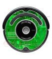 Electro. Vinile decorativo per Roomba - Serie 500 600 / V1