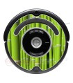 Bambou. Vinyle décoratif pour Roomba - Série 500 600