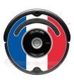 Bandiera della Francia. Adesivo per Roomba - Serie 500 600 / V1