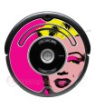 POP-Art Vinyl for Roomba - Serie 500 600