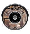Legno rotto. Vinile per Roomba - Serie 500 600
