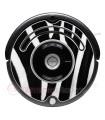 Zèbre. Vinyle décoratif pour Roomba - Séries 500 et 600