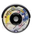 Astratta di Kandinsky 1. Vinile per iRobot Roomba - 500 600 serie