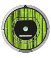 Bambou. Vinyle pour Roomba  - Sèrie 700, 800