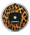 Leopard. Vinyl for Roomba - 700 Serie