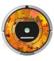 Automne. Vinyle pour Roomba  - Sèrie 700
